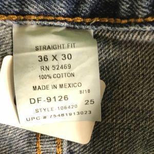 Jeans - Ens size 36x30